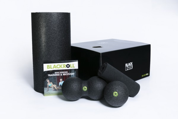 "Blackroll Set ""Blackbox"""