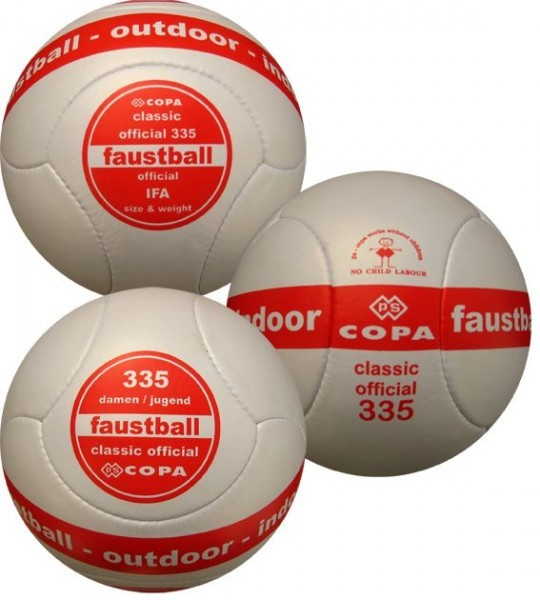 Faustball Classic Official 335