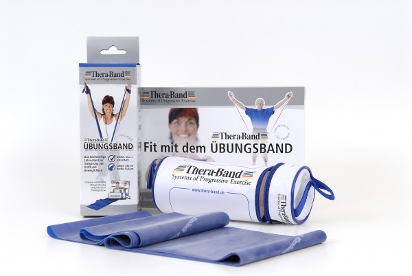 Theraband in der Zippbox