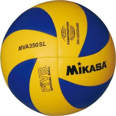 Volleyball Indoor MIKASA MVA 350SL light